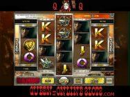 Rambo Slots Screenshot 1