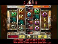 Rambo Slots Screenshot 3