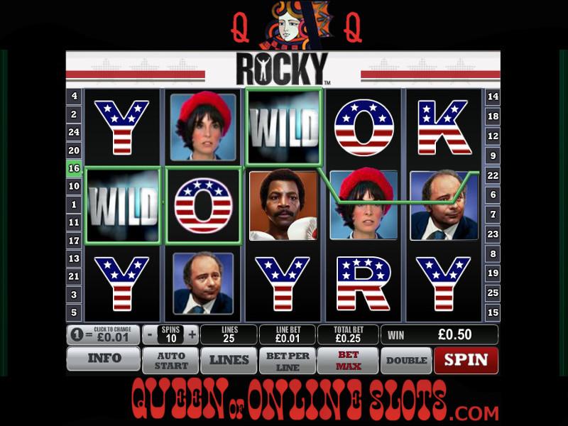 Rocky Slots