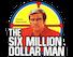 Six Million Dollar Man Slots Small Logo
