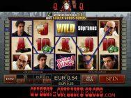 Sopranos Slots Screenshot 1