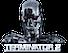 Terminator 2 Slots Logo Small