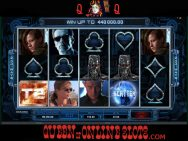 Terminator 2 Slots Screenshot 1