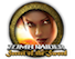 Tomb Raider Secret Sword Slots Small Logo