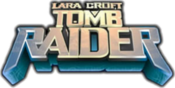 Tomb Raider Slots Large Logo