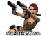 Tomb Raider Slots Logo Small
