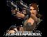 Tomb Raider Slots Logo Small