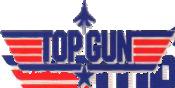 Top Gun Slots Logo Large