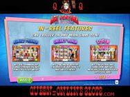 Ace Ventura Slots in Reel Features