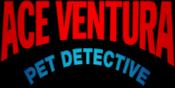 Ace Ventura Slots Large Logo