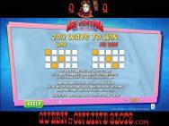Ace Ventura Slots Paylines