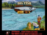 Alaskan Fishing Slots Fly Fishing Bonus