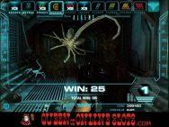 Aliens Slots Bonus Round