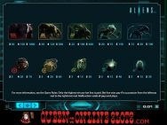 Aliens Slots Pay Table