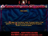 American Gigolo Slots Free Games