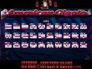 American Gigolo Slots Paylines