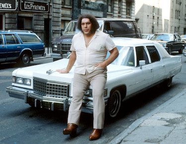 Andre on 70s Car