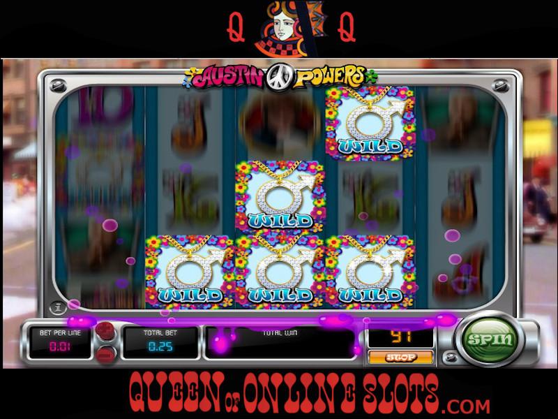 Austin Powers Slots