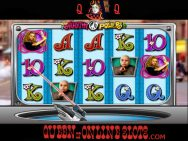 Austin Powers Slots Reels Shark Laser