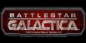 Battlestar Galactica Slots Logo Large