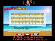 Baywatch Slots Paylines