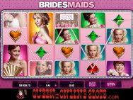 Bridesmaids Slots Reels