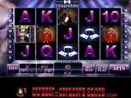 Chippendales Slots Reels 3
