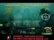 Creature From the Black Lagoon Bonus Round