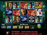 CSI Slots Reels