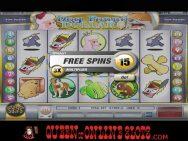 Dog Pound Dollars Slots Free Spins