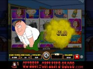 Family Guy Slots Fart Bonus