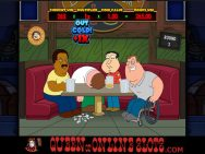 Family Guy Slots Out Cold Bonus