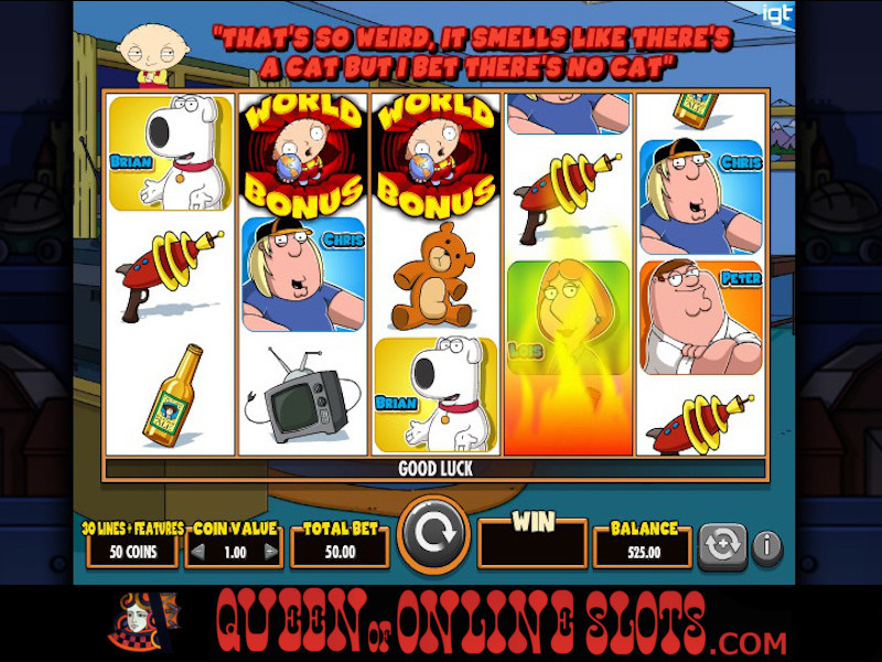 Spiele Family Guy - Video Slots Online
