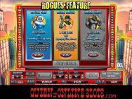 Flash Slots Rogues Feature