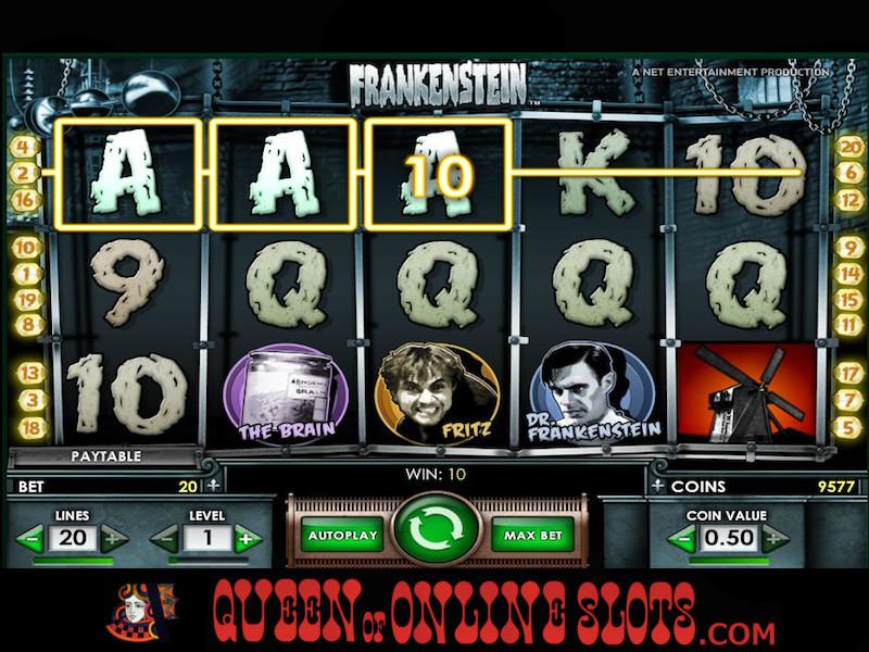 Spiele Frankenstein Slots - Video Slots Online