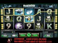 Frankenstein Slots Reels 3