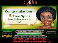 Funky Seventies Slots Free Spins