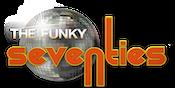 Funky Seventies Slots Large Logo