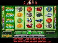 Funky Seventies Slots Reels 3
