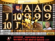 Gladiator Slots Big Win