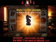 Godfather Slots Respect Feature