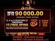 Gung Pow Slots Free Spins