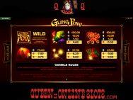 Gung Pow Slots Gamble Rules