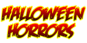 Halloween Horrors Slots Large Logo