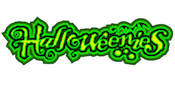 Halloweenies Slots Large Logo