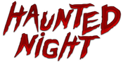 Haunted Night Slots Large Logo