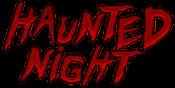 Haunted Night Slots Large Logo