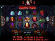 Haunted Night Slots Reels