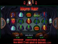 Haunted Night Slots Reels 2