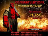 Hellboy Slots Bonus Win
